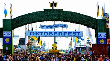 Day 11:  The first day of Oktober . . . Fest?